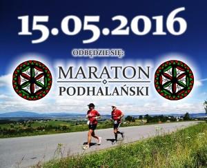 II edycja Maratonu Podhalańskiego w maju 2016!